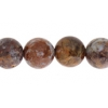 Rainbow Agate 10mm Round 17pcs Approx
